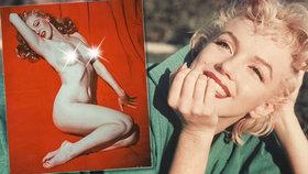 Nahota ve výprodeji: První snímek Marilyn Monroe jde do aukce: Pomohl založit impérium a jí vynesl jen drobné!