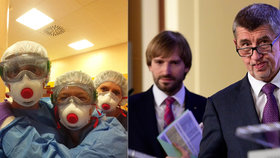 """Lékaři """"dřeli"""" během pandemie, odměny stále nedostali. S žádostí míří za Babišem"""