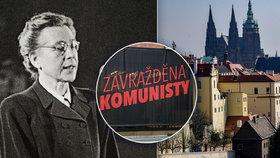 Plakáty i piety v Praze: 70 let od popravy Horákové! Rozdmýcháváte nenávist, říká KSČM. Co na to ostatní politici?