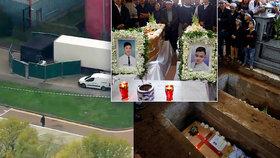 V kamionu smrti zemřelo 39 migrantů: Organizátor (28) se přiznal u soudu