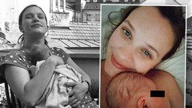 """Leichtová pár dní po porodu: S malou Rozárkou si užívají """"Sicílii""""!"""