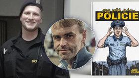 Honza otevřeně popsal práci u policie: Iluze ztratil hned při nástupu do služby!