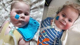 Oliverek trpí nemocí SMA, ale lékaři mu nechtějí podat nejdražší lék světa: Dojemná slova rodičů