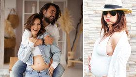 Manžel těhotné Arichtevy přiznal: Veronika prahla po holčičce!