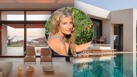 Tereza Maxová se pochlubila milionářským resortem v Turecku: Luxusní dřina!