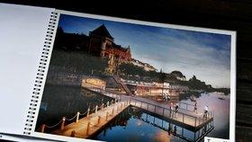 Z Náprstkovy přímo k Vltavě: Praha 1 chce zpřístupnit náplavku skrz podzemí a mola