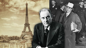 Elegantní podvodník Viktor Lustig: Čech prodal Eiffelovku do šrotu a napálil mafiána!