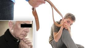 Bývalý kněz Jan a rádoby jeptiška Agáta týrali své děti! Svazovali je a mlátili paličkou