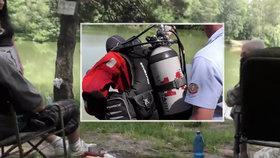 Invalidní rybář spadl z vozíčku do rybníka! Už dřív to s ním bylo o strach, líčili místní