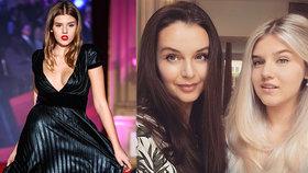 Krásná dcera (15) Ivy Kubelkové radikálně změnila vzhled! Dostala jednu »výchovnou«