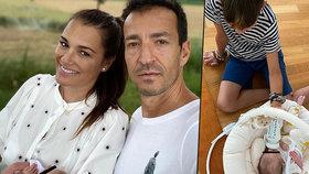 Alena Šeredová štěstím bez sebe: Brácha princezničky Vivi se ujal významné role!