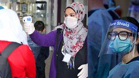 Soukromá muslimská škola semeništěm koronaviru: Sto nakažených studentů a učitelů