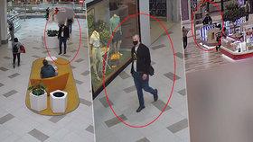 """Starý za nový: """"Vypečená"""" směna mobilu se povedla muži v Letňanech, teď ho hledá policie"""
