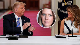 Melania sklidila od Trumpovy rodiny výsměch a urážky, popsala první setkání neteř