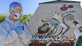 Nemocných rychle přibývá. Vedle koronaviru řádí další záhadná nemoc v Kazachstánu