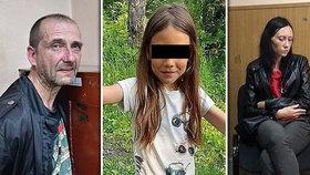 Viktorka (†8) zmizela po hádce s rodiči: Manželé ji vzali do auta, Igor ji znásilnil a zavraždil