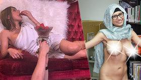 Nejvyhledávanější pornoherečka Mia Khalifová: Chce vymazat vlastní minulost!