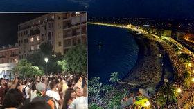 Megaparty na promenádě u pláže pobouřila Francouze. Starosta: Příště roušky povinně