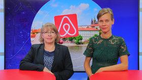 Zákaz Airbnb v problémových částech Prahy. Marvanová vidí vzor v Amsterdamu