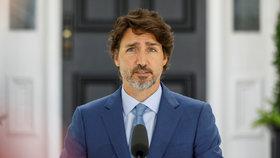 """""""Udělal jsem chybu,"""" kaje se premiér. Trudeau má na krku skandál s miliardami pro charitu"""