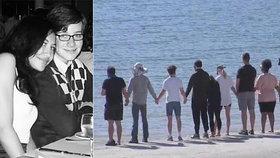 Herci z Glee se vydali k jezeru smrti: Společně truchlili za Nayu Riverovou (†33)!