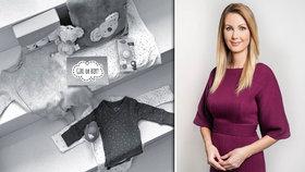Holka, nebo kluk? Blonďatá zprávařka prozradila pohlaví miminka!