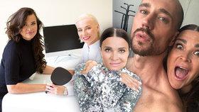 O 10 kilo těžší Mahulena Bočanová: Místo diety šla na liposukci! Opět je v tom chlap