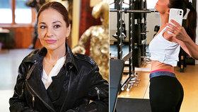 Míša Kuklová po odstranění prsů kvůli nádoru: Neskutečná změna na jejím těle!