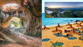 Pohádkové a bezpečné Bulharsko: Nejen pláže, ale i nádherná příroda!