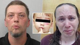 Rodiče utýrali chlapečka (†3): Podrobnosti o zraněních zaplnily dlouhé tři strany pitevní zprávy