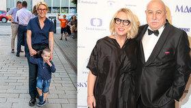 Dcera nemocného Andreje Hryce (70) Wanda: Stres a strach ji mění před očima!