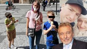 Poslední foto před rozchodem Gottovy dcery Lucie: Pak řekla, že má jiného!
