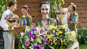 »Slunečná« oslava narozenin Evy Burešové: Polibek od Lambory, tajný vzkaz a překvapení!