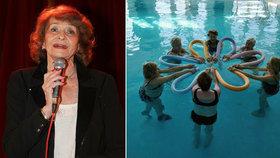 Yvetta Simonová (91) po operaci: Velké plány! Chce na olympiádu?