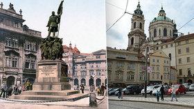 Další socha plná emocí? Praha 1 souhlasí s obnovením pomníku maršála Radeckého