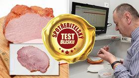 Test uzeného ukázal: Sliby chyby! Komu ve výrobku chybí maso?