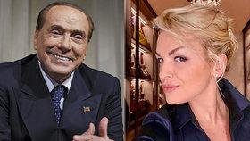 """Berlusconi vyplatil bývalé milence půlmiliardové """"odstupné"""". Expremiér přidal rentu i vilu"""