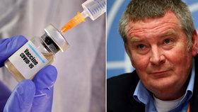 Vakcína na koronavirus? Do Vánoc nebude ani náhodou, říká odborník z WHO