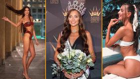 Novou královnou krásy se stala Karolína Kopíncová (22)! Pomohla jí k vítězství plastika?