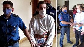 Lukáš dostal rok a půl vězení za krádež pěti housek: Měl jsem hlad, hájí se bezdomovec