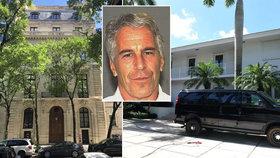 Epsteinovy (†66) domy hrůzy jsou na prodej: Rodina za ně chce 2,5 miliardy