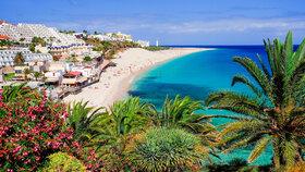 Dalším místem, kam můžete opět vyrazit na svou dovolenou, jsou Kanárské ostrovy