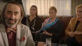 První záběry z filmu Ženská pomsta: Kohák radí nevěrnicím!