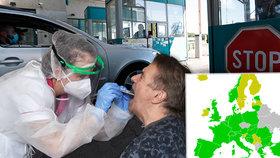 """Česko mezi """"prokletými""""? Pro dvě země nejsme bezpeční. Koronavirový pas má pomoci na cestách"""