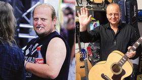 Proměna rockera Ládi Křížka po rozpadu manželství: Shodil 12 kilo a radí, jak na to