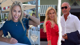 Divoký rozchod miliardáře Chlada (56) a krásné Miss (26): Je za tím alkoholová obluda!