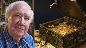 Při honbě za zlatým pokladem zemřelo šest lidí: Jeho majitel oznámil polohu