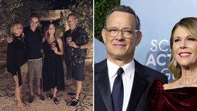 Z Toma Hankse se stal Řek! Proč dostal nový pas?