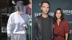 Hvězda Přátel Courteney Coxová trpí: Koronavirová pandemie ji připravila o partnera!