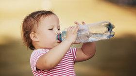 Víte, co by mělo pít vaše dítě?